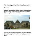 Haunting at The Ohio State Reformatory