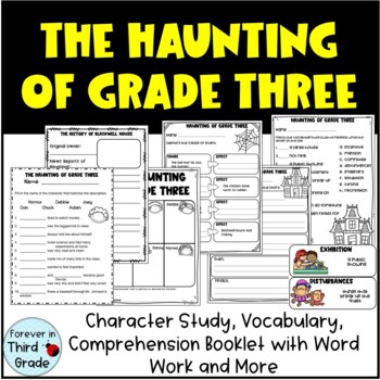 Haunting of Grade Three