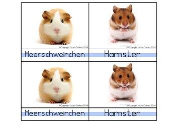 Haus- und Nutztiere