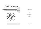 Hausa Book