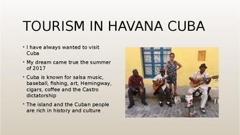 Cuba - Havana Photo Tour PowerPoint Presentation