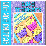 Distance Learning - Second Grade Reading Self Assessment Student Data Trackers