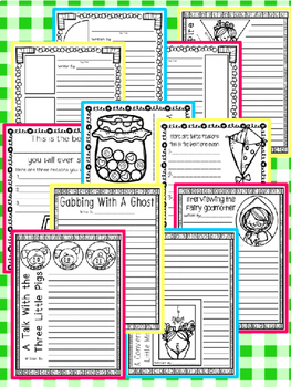 Have Fun Writing - Author's Purpose PIE Magazine Writing Activity