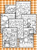 Have Fun Writing - Let's List It! Writing Center Printables October - NO PREP