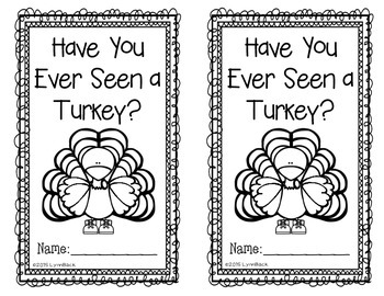 Have You Ever Seen a Turkey Song