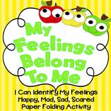 My Feelings Belong to Me: Kindergarten Social/Emotional De