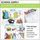 Have You Filled Your Backpack Today? (Back-to-School Speech Activity)