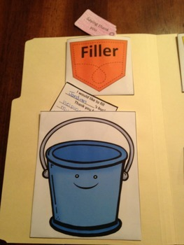 Have You Filled a Bucket Today Lapbook