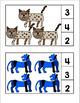 Have You Seen My Cat? Dot Dauber, Scissor Practice and Clip Cards