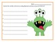 Descriptive Writing: Monsters