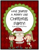 Have Yourself A Merry Little Christmas Party Pack with Kim Adsit
