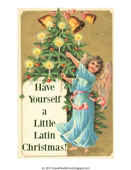 Have Yourself a Little Latin Christmas - foreign language