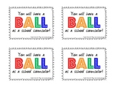 Have a Ball as a School Counselor
