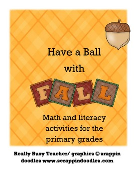 Have a  Ball with Fall