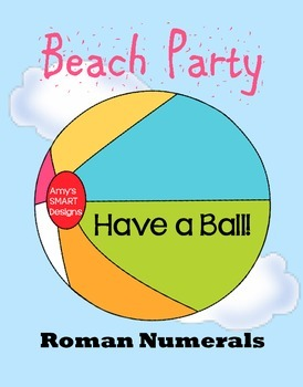 Have a Ball with Roman Numerals