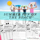 Summer Activities Ready to Use Right on the Beach