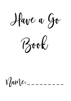 Have a Go Book