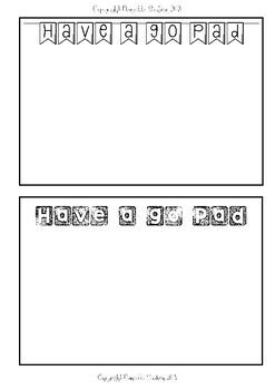 Have a Go Booklet