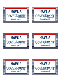 """Have a """"Governmint"""""""