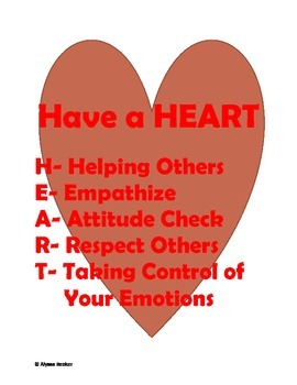 Have a HEART!