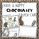 Have a Happy Chocolatey Easter Card