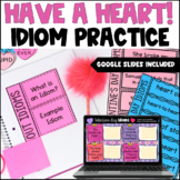Have a Heart! Interactive Templates for Idioms