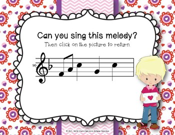 Have a Heart! Melodies - An Interactive Melodic Game - Practice Re/Pentatonic