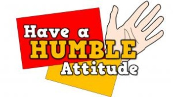 Have a Humble Attitude (video)