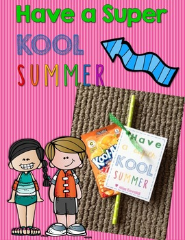 Have a KOOL Summer!