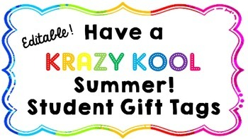 photograph about Have a Kool Summer Printable identify [Editable!] Include a \