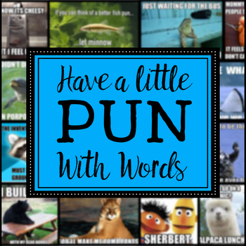 Have a Little Pun with Words