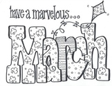 Have a Marvelous March