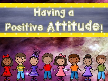 Have a Positive Attitude: A PowerPoint Lesson
