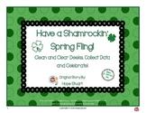 Have a Shamrockin' Spring Fling!  Clean Desks, Collect Dat