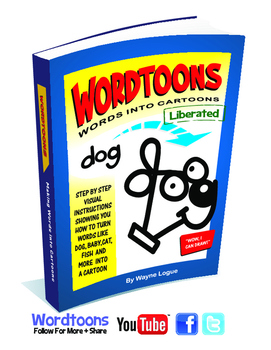 Have you discovered Wordtoons Yet? - Turn Words Into Cartoons !