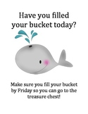Have you filled your bucket today?