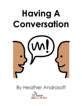 Having A Conversation