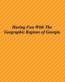 Hands On And Fun Way To Teach About The Geographic Regions