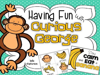 Having Fun with Curious George