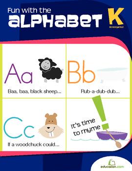 Having Fun with the Alphabet