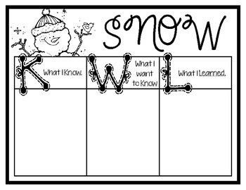 Having Snow Much Fun!: A Math and Literacy Unit for the Winter Holiday