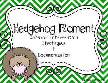 Behavior Intervention Strategies and Documentation