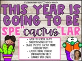 """This year will be Spe""""Cactus""""lar!"""