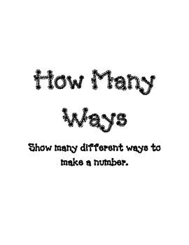 Haw Many Ways