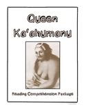 Hawai'i Reading Comprehension (Queen Ka'ahumanu)