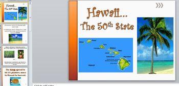 Aquisition of Hawaii PowerPoint