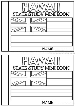 Hawaii State Study - Facts and Information about Hawaii