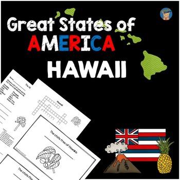 Hawaii Activity Packet