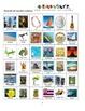 Hawaii Bingo:  State Symbols and Popular Sights
