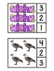 Hawaii Count and Clip Cards